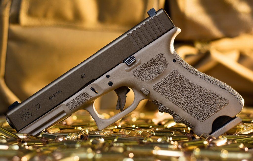 Самые популярные пистолеты ЧОП в мире 3